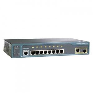 Коммутатор Cisco WS-C2960PD-8TT-L