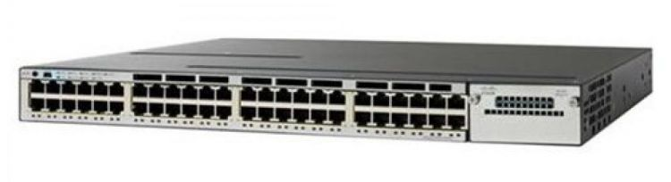 Коммутатор Cisco WS-C3850-48W-S