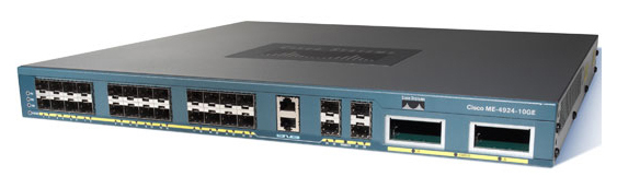 Коммутатор Cisco ME-4924-10GE