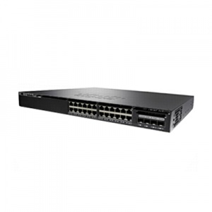 Коммутатор Cisco WS-C3650-24PWS-S