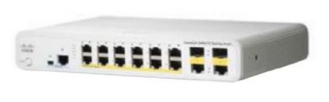 Коммутатор Cisco WS-C2960C-12PC-L