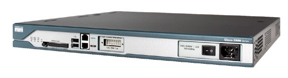 Маршрутизатор Cisco CISCO2851-HSEC/K9