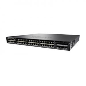 Коммутатор Cisco WS-C3650-48PS-S