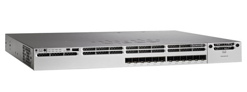 Коммутатор Cisco WS-C3850-12XS-E