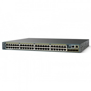 Коммутатор Cisco WS-C2960S-48LPS-L