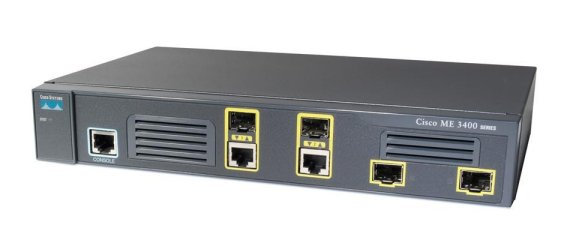 Коммутатор Cisco ME-3400G-2CS-A