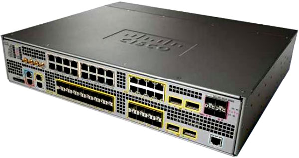Коммутатор Cisco ME-3600X-24CX-M