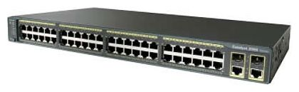 Коммутатор Cisco WS-C2960S-48LPD-L