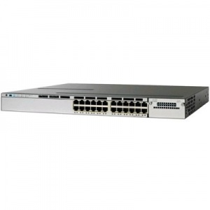 Коммутатор Cisco WS-C3850-24T-L