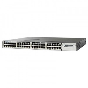 Коммутатор Cisco WS-C3750X-48P-E