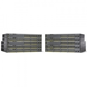 Коммутатор Cisco WS-C2960XR-48LPD-I