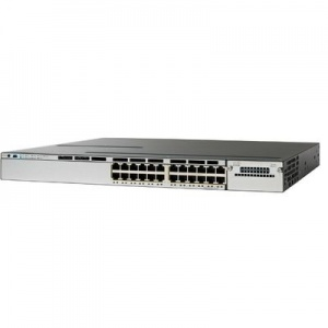Коммутатор Cisco WS-C3750X-24P-S