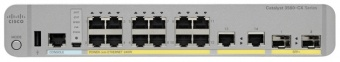 Коммутатор Cisco WS-C3560CX-12TC-S