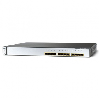 Коммутатор Cisco WS-C3750G-12S-SD