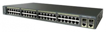 Коммутатор Cisco WS-C2960S-48FPD-L
