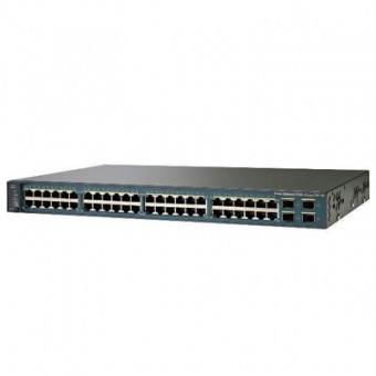 Коммутатор Cisco WS-C3560V2-48PS-E