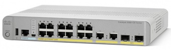 Коммутатор Cisco WS-C3560CX-12PC-S