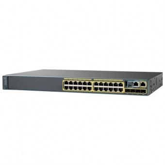 Коммутатор Cisco WS-C2960X-24PD-L