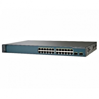 Коммутатор Cisco WS-C3560V2-24PS-S