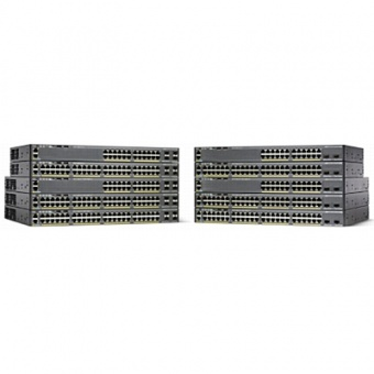 Коммутатор Cisco WS-C2960X-24PSQ-L