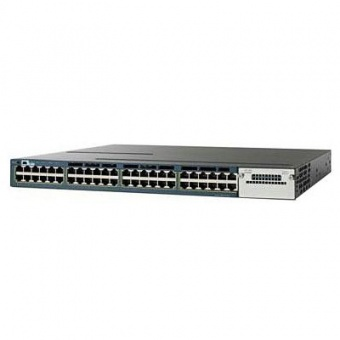 Коммутатор Cisco WS-C3560X-48P-E