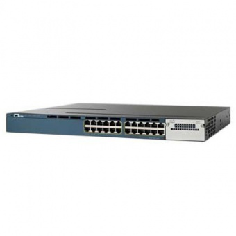 Коммутатор Cisco WS-C3560X-24P-E